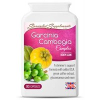Garcinia-Cambogia Slimming Supplement