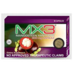 MX3 Mangosteen Capsule