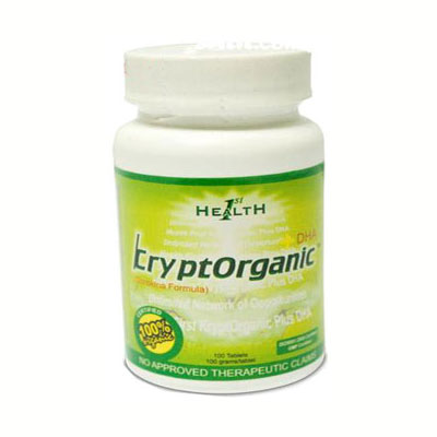 KRYPTorganic wholefood concentrate