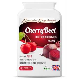 Cherry and Beetroot capsules
