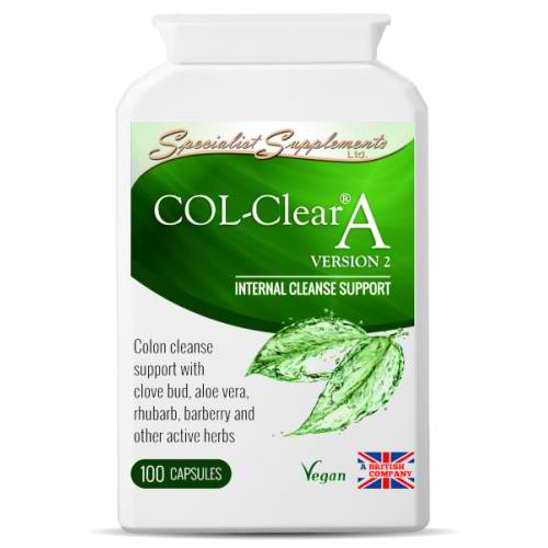 COL Clear A Herbal Colon Cleanser